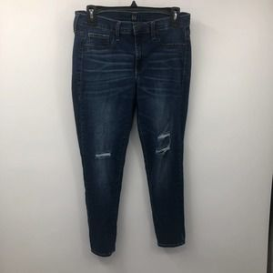 GAP Denim Mid Rise Favorite Jegging Skinny Jeans